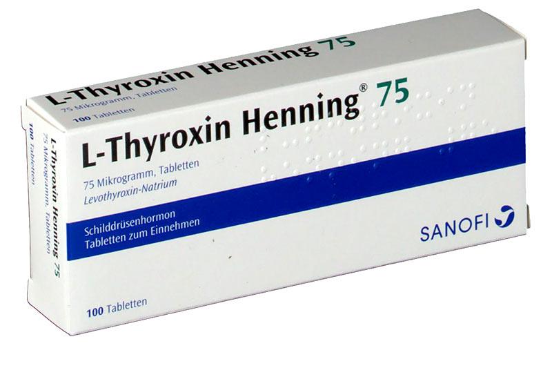 L Thyroxin Und Pille Gleichzeitig