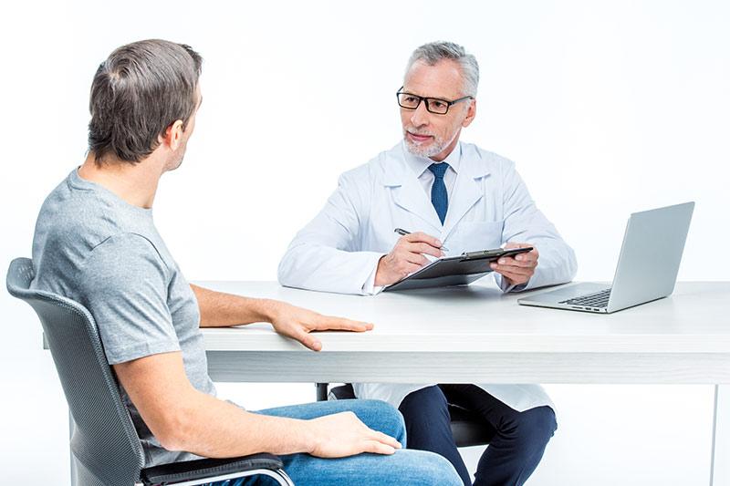 evolution de la prostate avec l age
