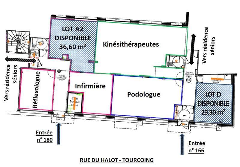 immobilier location annonces m dicales et param dicales. Black Bedroom Furniture Sets. Home Design Ideas