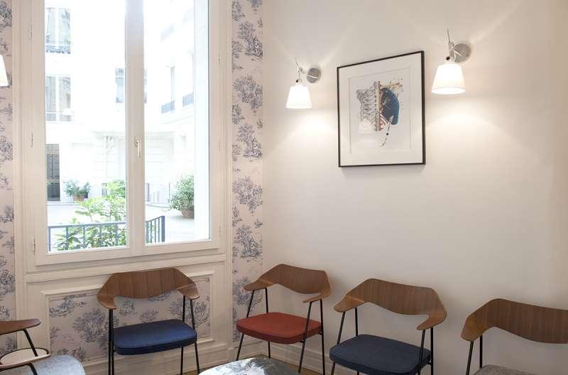 Immobilier Partage De Cabinet Médical Et Paramédical Paris