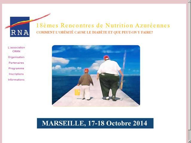 Rencontres nutrition azureennes