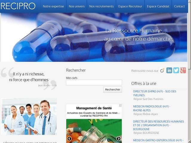 Annuaire industrie pharmaceutique - Cabinet recrutement industrie pharmaceutique ...