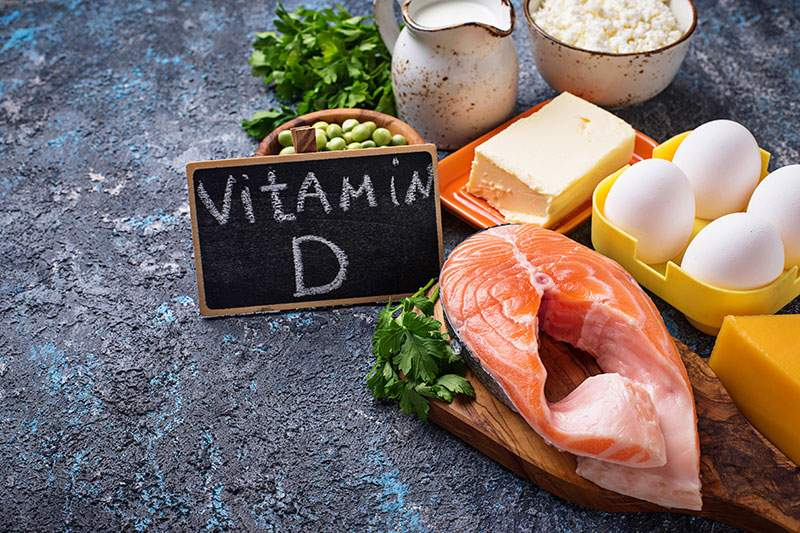Covid-19 & Vitamin D: deficient patients have twice the risk of death